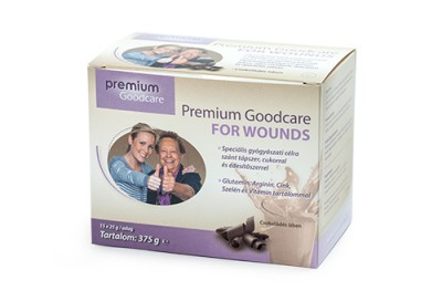 Premium Goodcare For Wounds zacskós