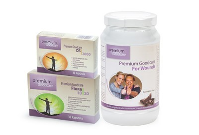 Premium Goodcare for Wounds csomag