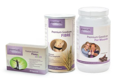 Premium Goodcare for Wounds csomag II.