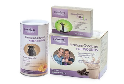 Premium Goodcare for Wounds csomag III.
