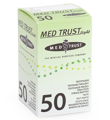 Med Trust light tesztcsík